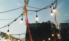 Đèn trang trí sân thượng - Đèn ngoài trời E27