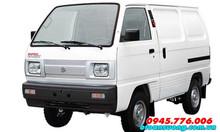 Xe bán tải suzuki Blind Van giá rẻ trả góp chỉ 10% nhận xe ngay