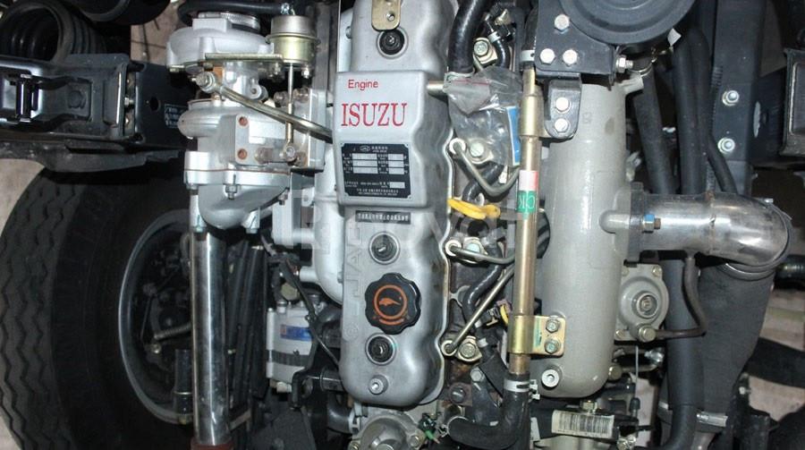 Xe tải JAC 1T9 - thùng mui bạt