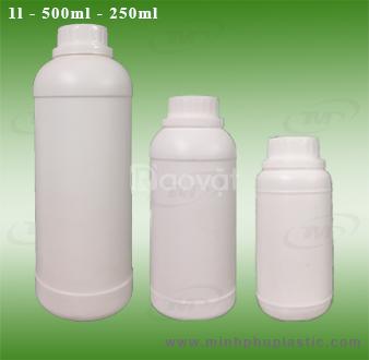 Chai nhựa chất lượng, chai nhựa hdpe, xô nhựa hdpe, thùng nhựa hdpe