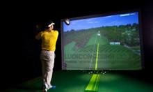 Máy chơi golf 3d trong nhà công ty tnhh lưới công trình