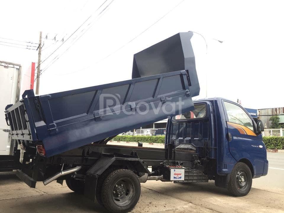 Xe ben tự đổ Hyundai New Porter 1,6 khối (ảnh 6)