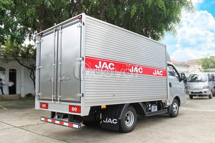 Xe tải Jac X5 Gold trả góp 90%