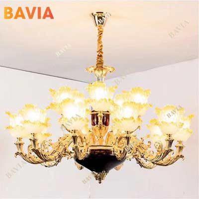 Đèn chùm nến BA1701A-15