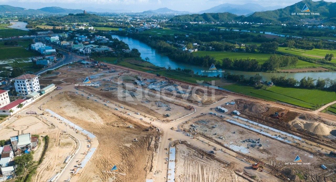 Khu đô thị Tân An Riverside - đầu tư an toàn - đón sóng đầu tư