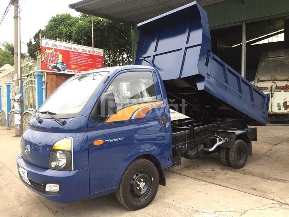 Xe ben tự đổ Hyundai New Porter 1,6 khối (ảnh 5)