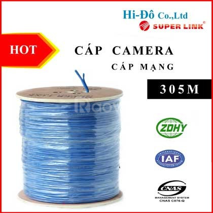 Cáp camera IP chuyên dụng