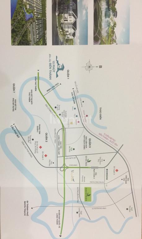 Đất nền sổ đỏ khu Compound Park Riverside, 2 MT sông, xây tự do,3.9 tỷ