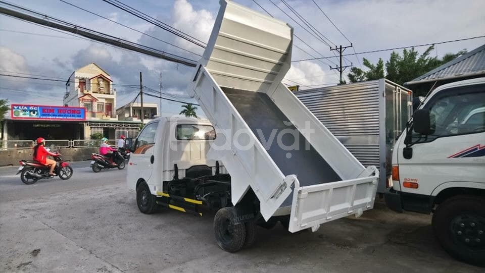 Xe ben tự đổ Hyundai New Porter 1,6 khối (ảnh 3)