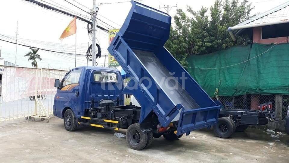 Xe ben tự đổ Hyundai New Porter 1,6 khối (ảnh 1)