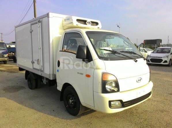 Tặng 10tr tiền mặt khi mua xe tải Hyundai Porter 1,49 Tấn trước tết (ảnh 5)