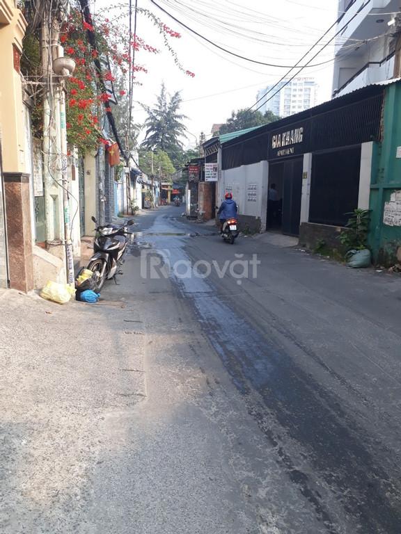 Bán nhà hxh XVNT, Phường 26, Bình Thạnh, rộng 11.4 dài 23, giá 20 tỷ