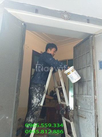 Thợ sơn sửa nhà uy tín số 1 Hà Nội