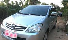 Bán xe Toyota Innova 2009 màu bạc số tự động