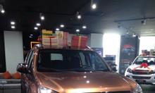 Thanh lý xe 7 chỗ Isuzu số tự động, máy dầu 2017, nhập khẩu 2017