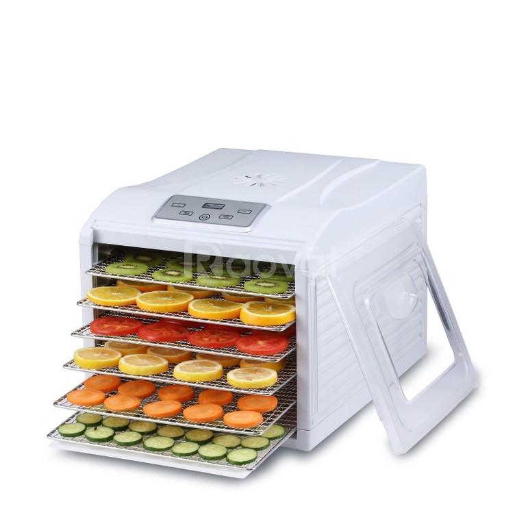 Máy sấy thực phẩm Biochef 6 khay