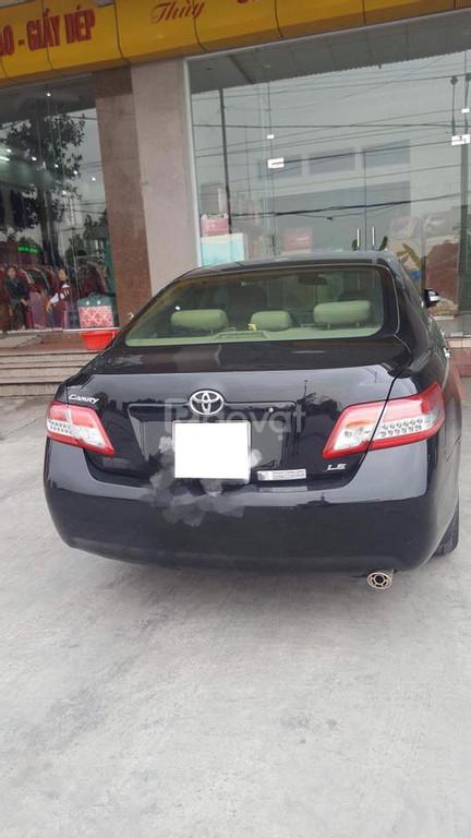 Cần bán gấp Toyota Camry 2008 bản LE nhập Mỹ nguyên chiếc