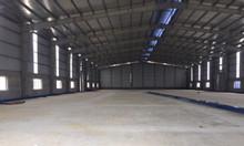 Bán kho xưởng DT 2300m2,4000m2 KCN Từ Liêm, Hà Nội