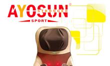 Đệm massage hồng ngoại Hàn Quốc mẫu mới có túi khí ép hơi chính hãng