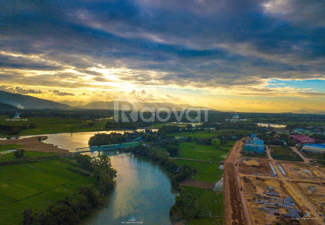 Tân An Riverside - khu đô thị đẹp An Nhơn