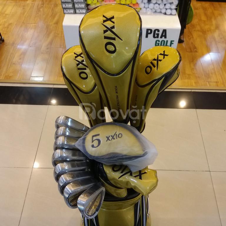 Bộ gậy golf XXIO - MP1000 vàng, sang, tinh tế