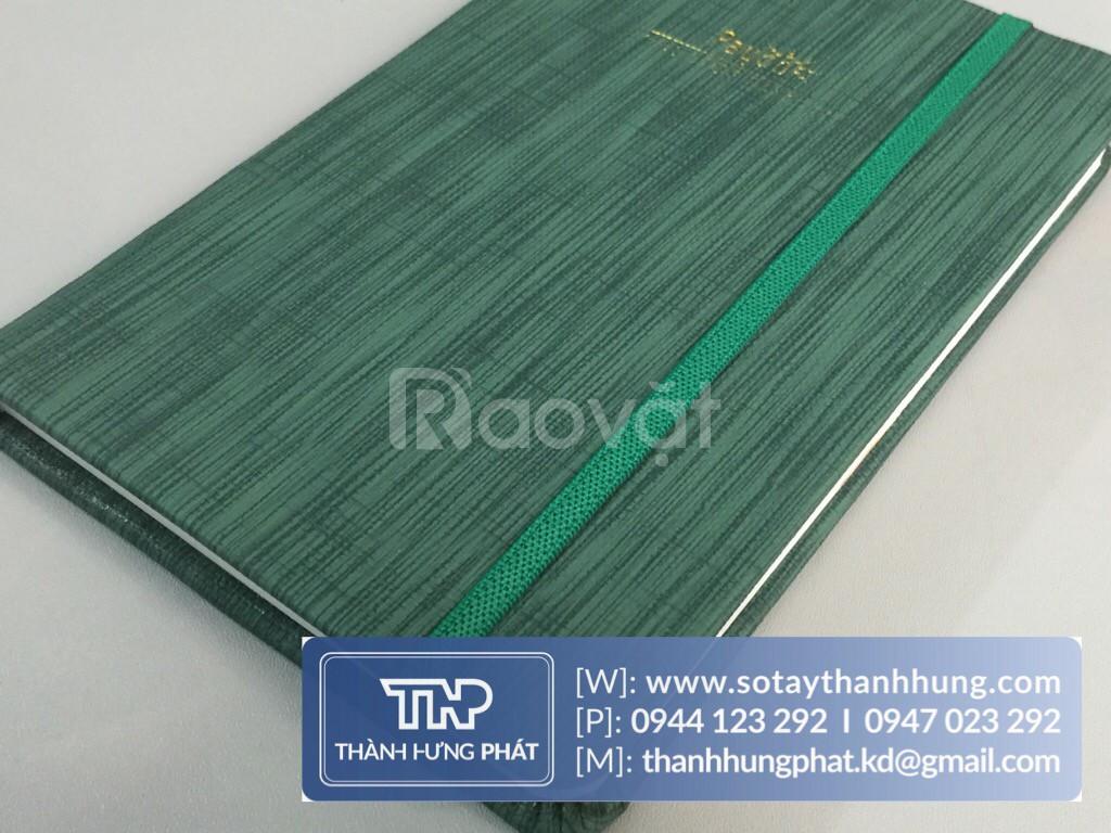 Công ty sản xuất sổ da, sản xuất sổ da theo yêu cầu