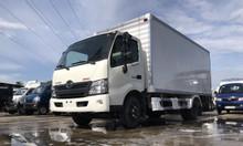 Xe tải hino thùng đông lạnh