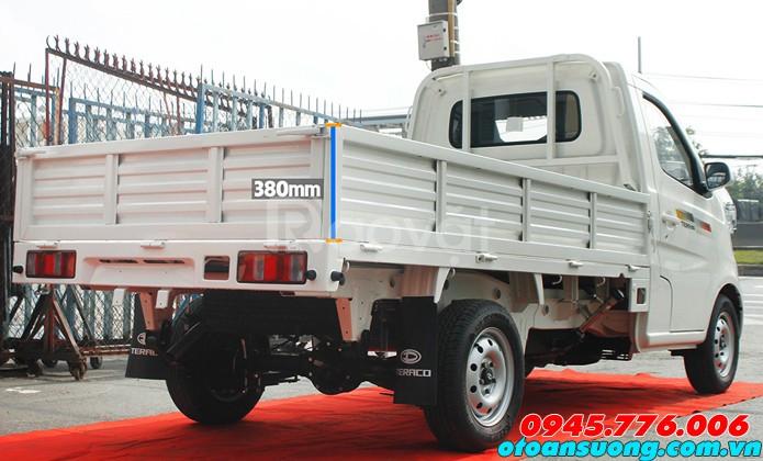 Bán xe tải Tera 100 Daehan hỗ trợ trả góp 90%