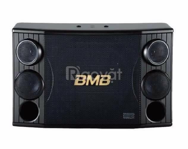 Amply 8 sò Jarguar pa-203, loa BMB 350 bass mạnh tết 2019