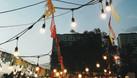 Đèn ngoài trời - đèn trang trí mái hiên - đèn trang trí ban công (ảnh 3)