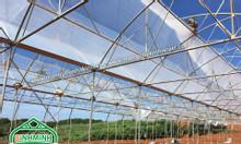 Màng nhà kính Israel, nhà màng trồng dưa lưới, trồng dưa lưới