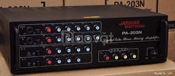 Bộ loa BMB 350 bass, amply pa-203 8 sò Tết 2019 rộn ràng