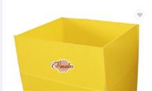 Thùng nhựa carton pp danpla giá rẻ