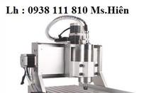 Máy khắc cnc  mini 3040 nhập khẩu