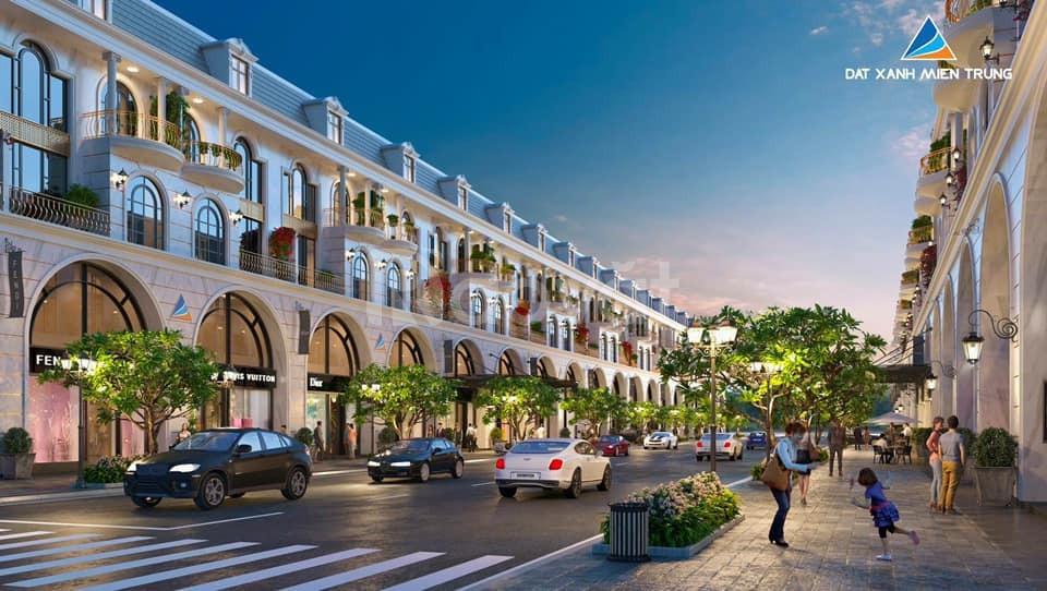 Nhà phố 3 tấng giá rẻ thị trường khu vực Đà Nẵng