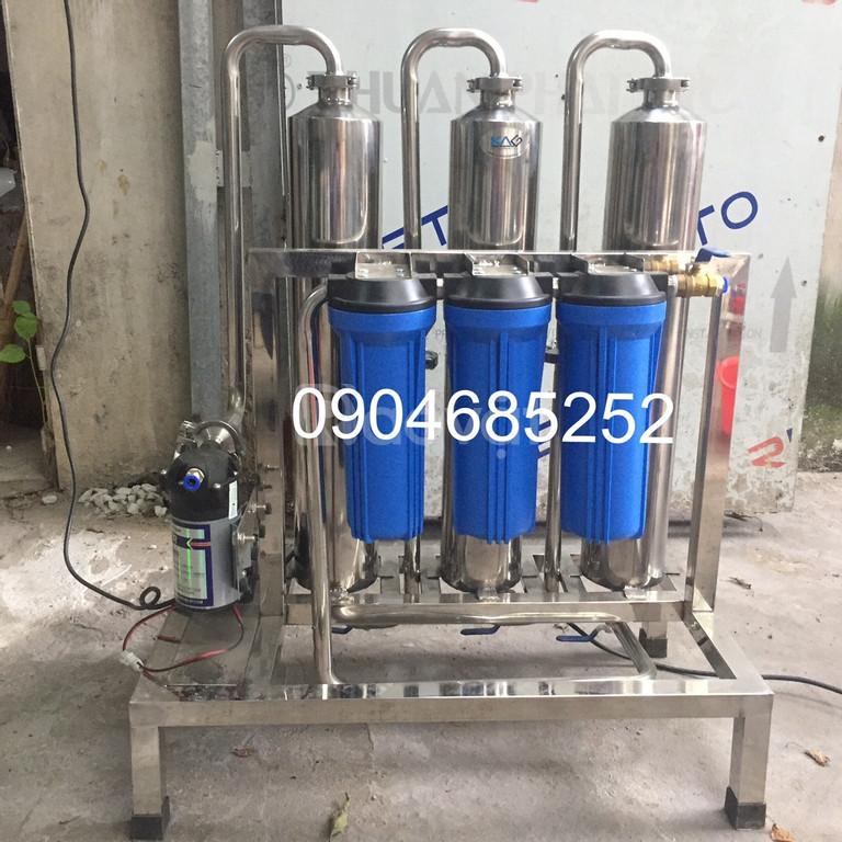 Máy lọc, khử độc tố trong rượu  với các công suất theo yêu cầu của KH