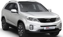 Cho thuê xe tự lái - kỳ tết 2019 - Sorento máy dầu