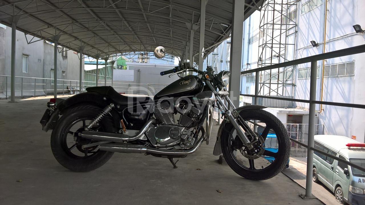 Cần bán xe chính chủ, Yamaha 1997 Virago (125 theo đăng ký)