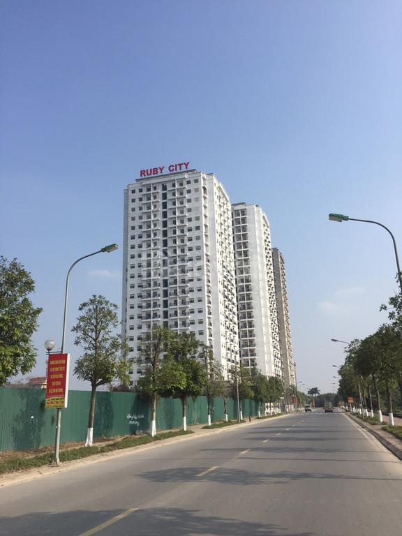 Sở hữu ngay căn hộ 2PN full nội thất chung cư Rubycity CT3