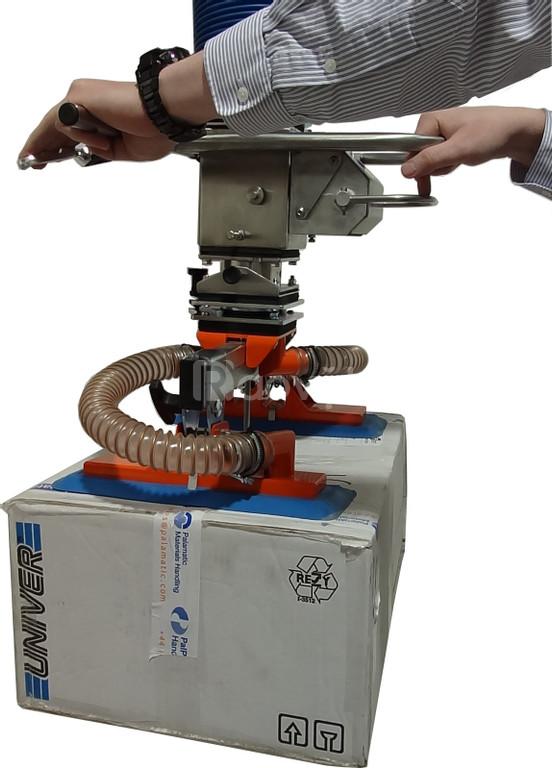 Thiết bị nâng chân không dùng di chuyển thùng hộp carton