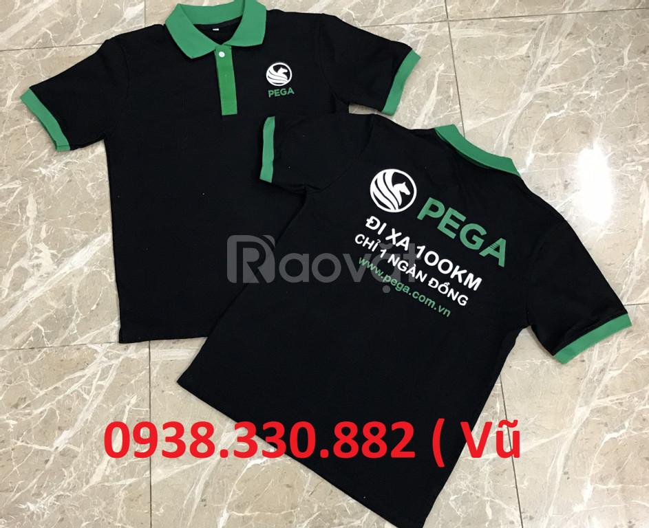 Xưởng may áo thun đồng phục công sở cao cấp