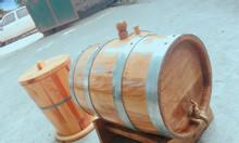 Lý do nên chọn thùng gỗ sồi ngâm rượu tiêu chuẩn rượu ngon - Kag VN