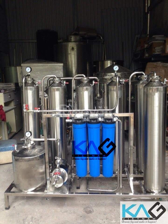 Máy lọc, khử độc tố trong rượu uy tín chất lượng Việt Nam