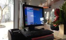 Nhận lắp đặt trọn bộ máy tính tiền cảm ứng cho quán Cafe