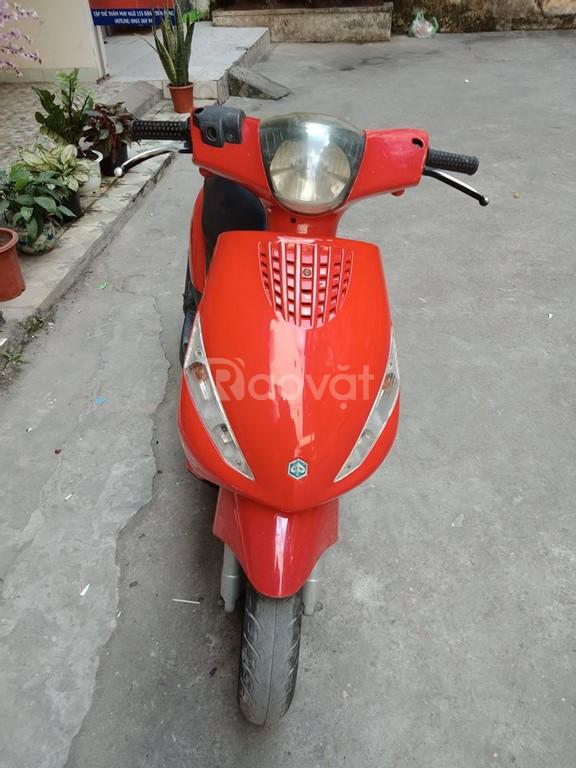Bán xe Zip 100cc, màu đỏ, 2011.