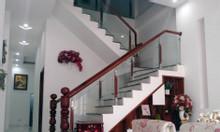 Thuê ngay nhà mới 1 trệt 1 lầu - vị trí đẹp - hẻm Liên Tổ 3-4