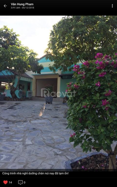 Cho thuê biệt thự vườn đẹp, cho thuê khu nhà vườn tại Định Quán