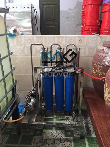 Bảng báo giá máy lọc, khử độc tố trong rượu - KAG Việt Nam