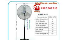 Báo giá quạt đứng công nghiệp Dasin KSM-3076
