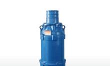 Bơm bùn hố móng 22kw, máy bơm thoát nước thải thả chìm KRS822, KRS822L
